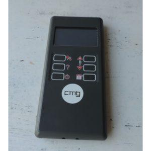 Radiocommande de poche pour poêle granulés CMG