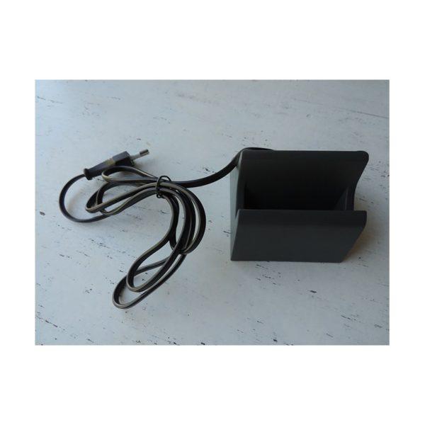 Socle de radiocommande pour poêle a granulés CMG