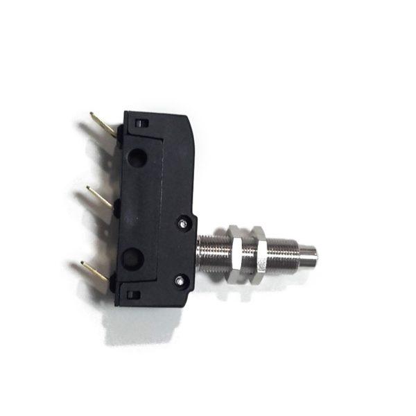 Interrupteur de sécurité pour couvercle de poêle à granulés CMG