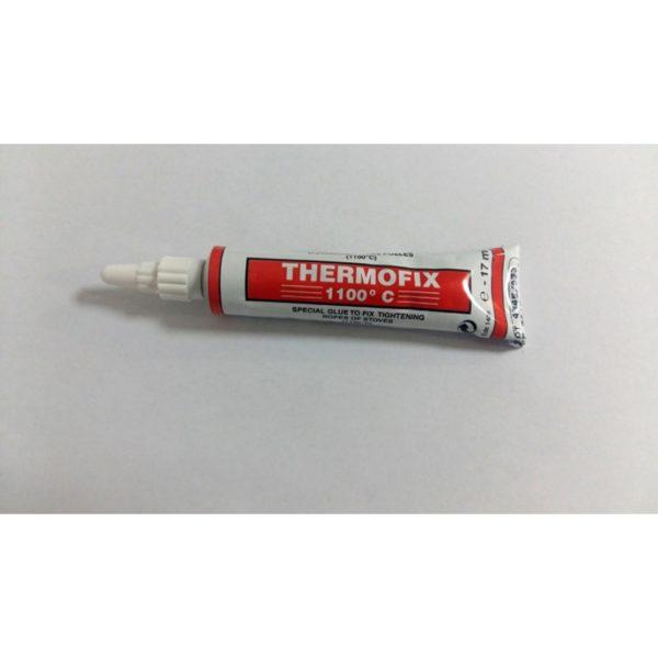 Mastic réfractaire 800°C tube de 17ml