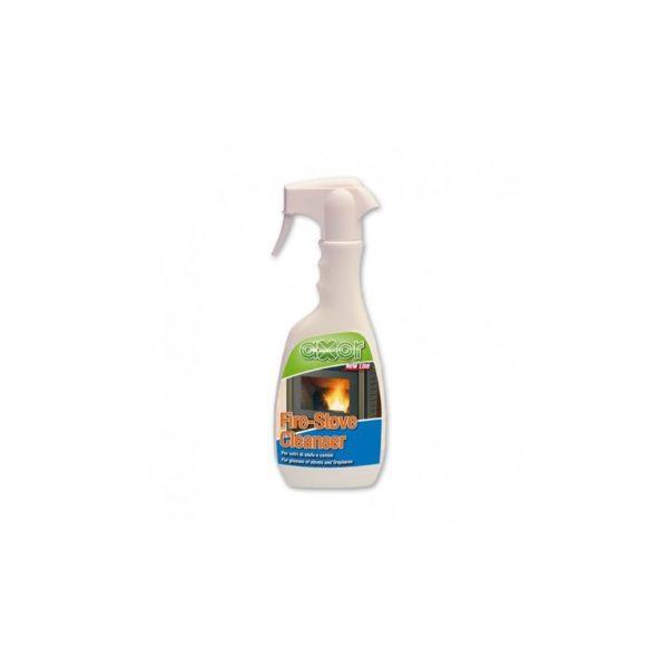 Spray détergent spécial poêles et cheminées